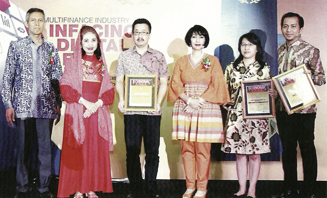Indonesia Multifinance Award - IV - 2016