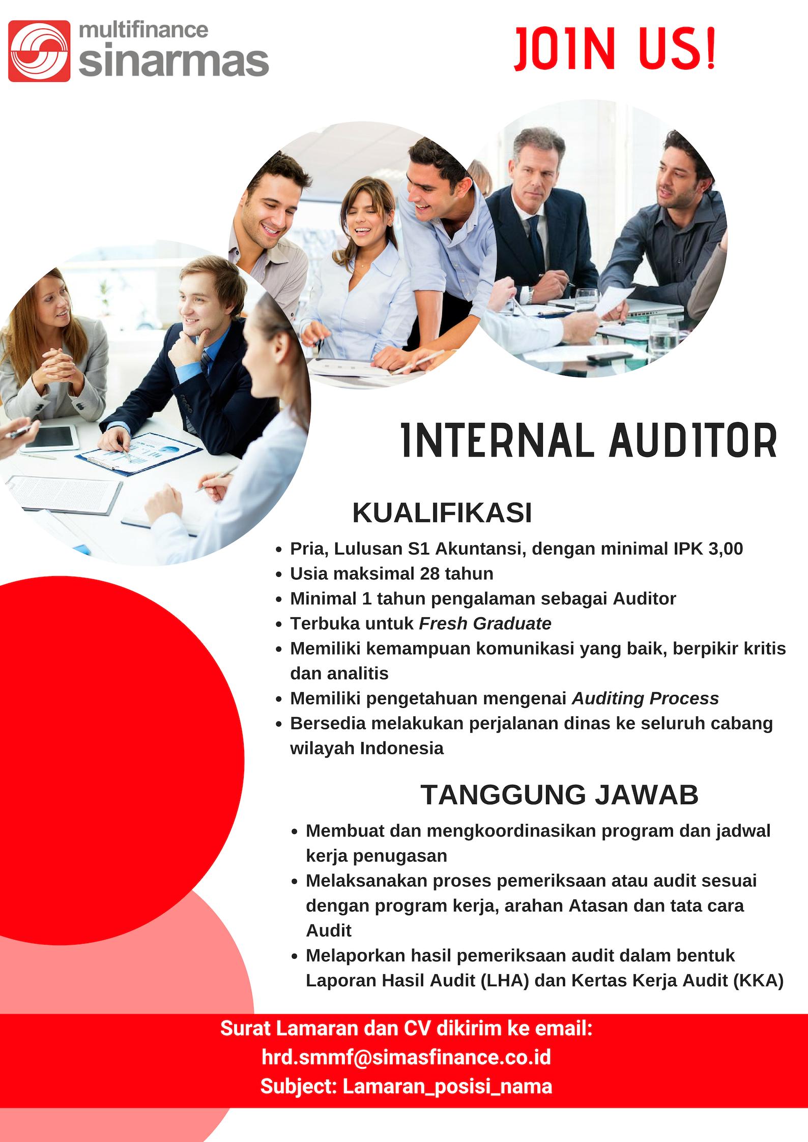 Career - Sinarmas Multifinance