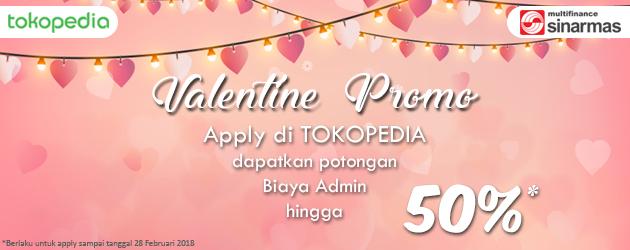 Promo Valentine